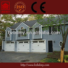 International steel case garage doors
