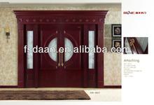 solid wood interior door