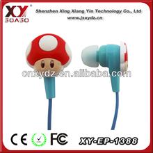2014 custom brand in earphones & headphones popular