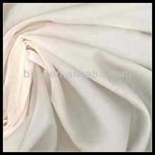 "poplin white t/c 80/20 45x45 96x72 57/58"" bleached fabric"