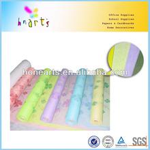 Color de la tela,non-woven fabric for flower wrap