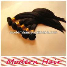 "2013 hot Hair Wholesale Unprocessed 100% Cheap Virgin Indian Hair 10""-30"" inch 5a Grade Indian Human Hair"