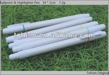 Oem Factory Maker Multipurpose Ballpoint&Highlighter Pen