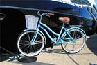 26inch single speed steel bike women chopper bicycle beach cruiser bike