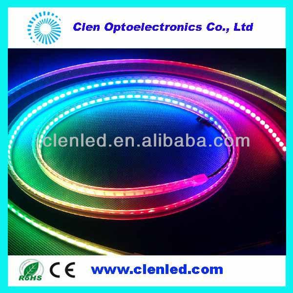Inbuilt IC 2812b 30/32/60/64/144 LED rope ws2812b