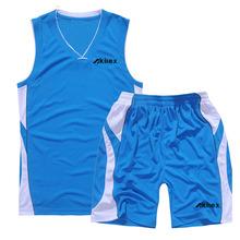 2014 new season MOQ 10sets basketball uniform basketball jersey shorts