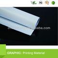 Stampa di materiale esterno in pvc frontlit flex striscione filamento abs/pla 1.75mm 3mm