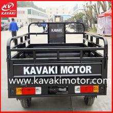 Guangzhou Hot Selling 3 Wheel Gas Cargo Scooter