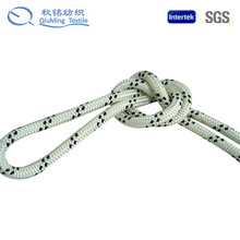 2014 new design high quality breaking strength 6mm nylon rope