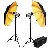 Best Price Camera Photo Studio Umbrella Reflectors Gold Sliver Equipment