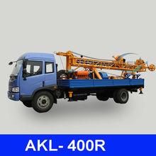 Deep wells & big holes, AKL-400R drilling fluids testing equipment