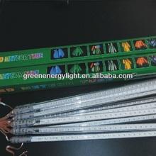 Solar power operation LED meteor light, LED snowfall light