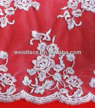 Lace Border, Flower Edge, Net Lace Trim