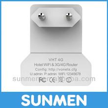 Newest Small VAT 4G USB Wifi Bridge RJ-45