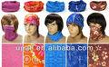 Bufanda de la manera, multifuncional bandanas, pasamontañas, diadema de complementos para la cabeza