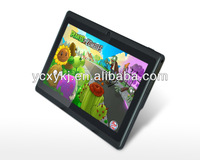 """Promotion Cheapest 7"""" Allwinner A13 Mid Tablet Software Download Tablet PC"""