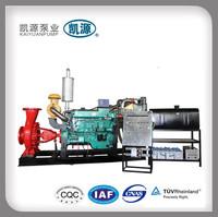 Diesel Irrigation Water Pumps KY-XBC Diesel Hydraulic Power Pack Pump