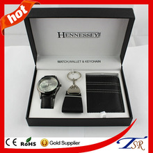 men watch polar watch good gift watch set with keychain and wallet
