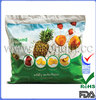 Plastic printed dry fruit food packing pouch