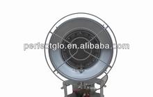 Heater infrared heater