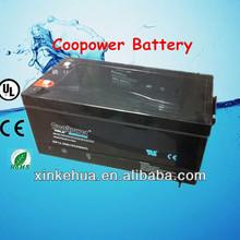 12v250Ah solar panel battery