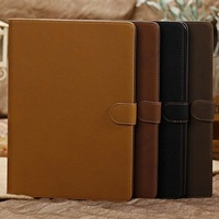Designer Luxury Leather Flip Folding Case Magnetic Smart Cover pu leather case for ipad air ipad 5