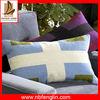 Cotton Woven Elegant Decorative Cushion Cover Case Throw Pillow