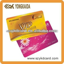 "New model ""86*54*0.8mm thickness RFID Hitag 1/Hitag2/Hitag S card with factory price"