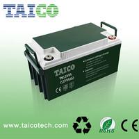 Long life rechargeable sla storage MF gel batteries 12v 80ah