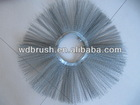 188*560mm Crimped steel wire Wafer Brushes