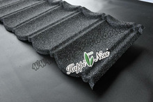 guangzhou decorative roof shingle/eco-friendly roofing steel tile