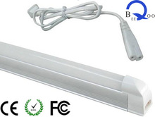 CE RoHS FCC approved 4feet 1200mm 16w led tube t5 integration