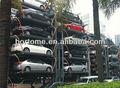 torre sistema de estacionamento rotativo 10 carros