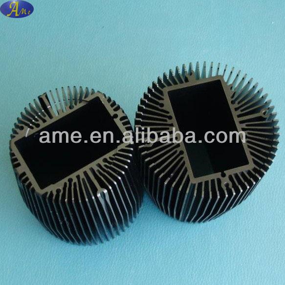 High quality OEM radiator customized aluminium led profile