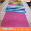 Sild Color Cheap Round/Square Table Cloths Disposable