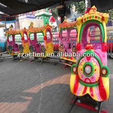 Popular electric train amusement park track train