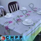 High Quality Fancy Wedding Table Cloths
