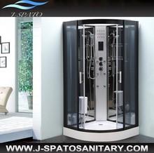 J-SPATO new design aluminum frame steam shower room