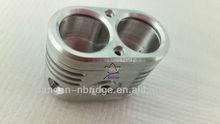 CNC Machining Custom flashlight covering parts