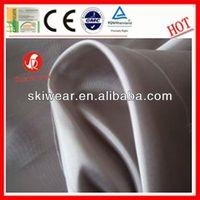 breathable 100 viscose rayon grey fabric antistatic