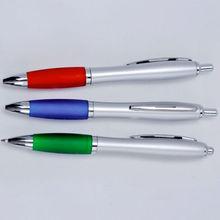 Plastic Click Ball Pen School Supply