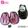 Wholesale good quality manicure set tool kit