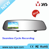 Self-timer can preview by the screen to capture the ideal image 1080p car camera dvr