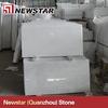 Newstar china Yugoslavia pure white marble stone