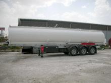 Aluminum Tanker