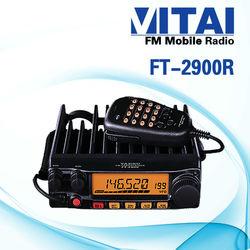Yaesu Handheld motorcycle helmet radio FT-2900R