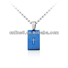 2014 Jewelry Fashion Stainless Steel Pendant fashion jewelry boxes for necklaces only
