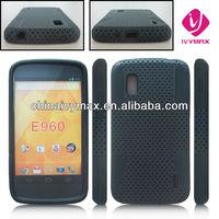 for LG Nexus 4 E960 new mesh combo cases
