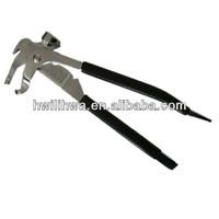 wheel balancing weight hammer plier
