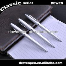 the most popular aluminimun bal pen silver with ball pen parts